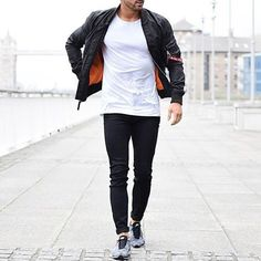 Tag someone you think would like this outfit #MenWith #menwithstreetstyle