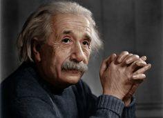 10. Альберт Эйнштейн 1947 год.