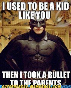 superheroes batman superman the hero that skyrim deserves - Superhero Memes Dc Memes, Funny Memes, Batman Origin, Superhero Memes, Batman Jokes, Batman And Superman, Batman Stuff, Super Hero Costumes, Dark Knight