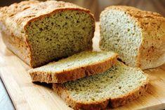 Pão sem Glúten e sem Lactose de Liquidificador Compactada