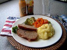 Classic Meatloaf (Hackbraten klassisch)