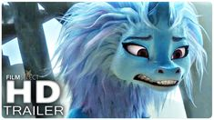 RAYA AND THE LAST DRAGON Trailer 2 (2021) Trailer 2, New Trailers, Official Trailer, Rio Movie, Walt Disney Animation Studios, Fire, Movies, Fictional Characters, Beautiful
