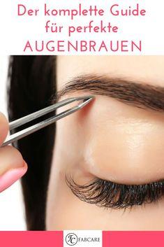 Die 17 besten Bilder auf Augenbrauen Formen   Beauty makeup, Hair ...