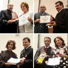 """RN POLITICA EM DIA: PGE HOMEAGEIA PERSONALIDADES COM COMENDA """"FERNANDO..."""