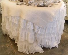 1000+ images about table cloths ideas on Pinterest ...