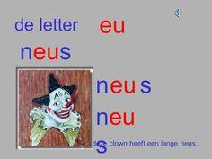 Eu de letter neus n eu s neus deze clown heeft een lange neus.> Family Guy, Afrikaans, Guys, Fictional Characters, Fantasy Characters, Sons, Boys, Griffins