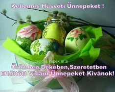 Easter Eggs, Breakfast, 8 Martie, Food, Painted Shells, Stone, Morning Coffee, Meal, Essen