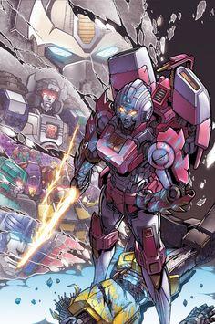 arcee cover colors by *markerguru on deviantART. #Transformers