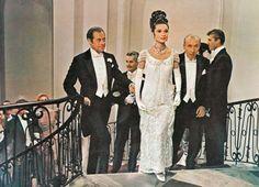 Siempre Audrey Hepburn. Como actriz en My Fair Lady  @Casilda Se Casa @Vogue Spain