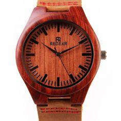 $18.99 (Buy here: https://alitems.com/g/1e8d114494ebda23ff8b16525dc3e8/?i=5&ulp=https%3A%2F%2Fwww.aliexpress.com%2Fitem%2F2016-red-sandal-wood-watch-new-relogios-masculino-de-luxo-genuine-leather-clock-Miyota-movement-2035%2F32687449133.html ) 2016 red sandal wood watch new relogios masculino de luxo genuine leather clock Miyota movement 2035 relojes hombre for just $18.99