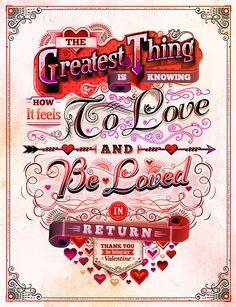 You'll love these 15 brilliantly creative Valentine's Day designs | Graphic design | Creative Bloq