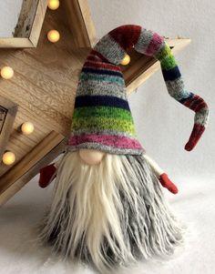 Decoración escandinava Tomte Nisse Original Nordic Gnome