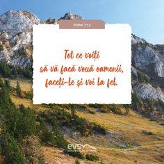 Gândul de dimineață - Editura Viață și Sănătate Spiritual Quotes, Wise Words, Bible Verses, Spirituality, God, Nature, Travel, Spirit Quotes, Dios