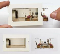 Las tarjetas de presentación de Empacadores y Mudanzas