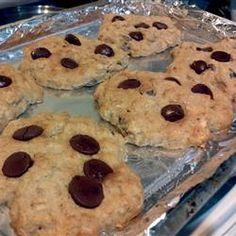 Applesauce Oatmeal Cookies Recipe
