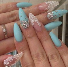 In look for some nail designs and ideas for your nails? Listed here is our list of 22 must-try coffin acrylic nails for fashionable women. Sexy Nails, Hot Nails, Hair And Nails, Fabulous Nails, Gorgeous Nails, Pretty Nails, Gorgeous Makeup, Uñas Fashion, Gel Nail Art