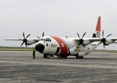 Coast Guard Air Station Elizabeth City crewman by U.S. Coast Guard, via Flickr