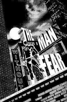 The Man Without Fear - David Aja