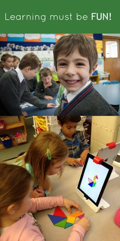 Do you agree? Osmo is committed to this principle.   Osmo works with iPad and lets kids learn while playing outside of the screen - using physical manipulatives. Games are designed for the classroom and are customizable as well.