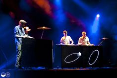 C2C @ ROCK EN SEINE 2012