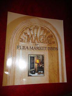 Makeover Magic For Flea Market Finds Book find me at www.dandeepop.com
