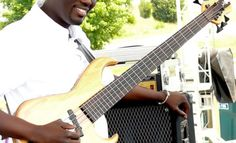 Bassist Cheikh Ndoye – Why Is Music Important (The Panel Experiment) by Brent-Anthony Johnson