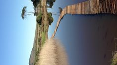 My spot for the day at the mountain bike race at Backsberg. About 7 people hit the water! Had great fun! Water freezing!