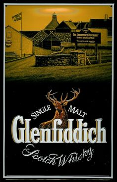 Glenfiddich- one of the best Scotch IMO
