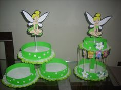 Cumple tinkerbell on pinterest tinkerbell molde and tutu dresses