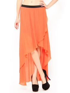 Tulip High Low #Skirt