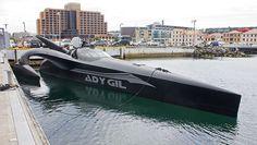 Sea Shepherd's Paul Watson Sued by The Real Ady Gil Big Yachts, Super Yachts, Luxury Yachts, Luxury Boats, Yacht Boat, Boat Dock, Speed Boats, Power Boats, West Coast Australia