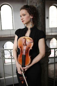 Hilary Hahn, Violinist