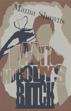 (4) Name: 'Crocheting : Walking Dead, Daryl Dixon - Written Patt