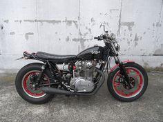 Yamaha XS650 by Brat Style