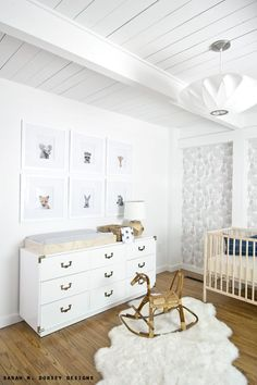 Nursery Peek | Michaels Makers July Challenge