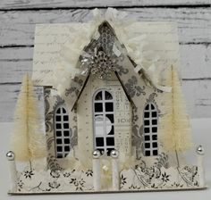 Adorable House (Rachel McAffee - Melissa Frances Blog)