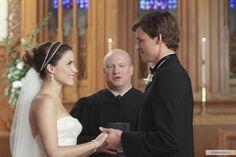 Échange de voeux - Mariage Brooke et Julian, les Frères Scott