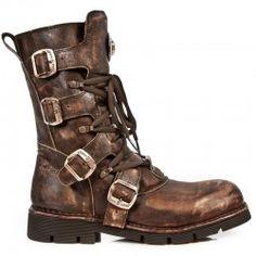 BOTTES HOMME ET FEMME M.1473-C20 NEW ROCK Boutique Chaussures Mode