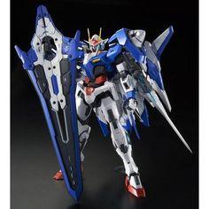 P-Bandai: MG 1/100 00 XN Raiser - Release Info - Gundam Kits Collection News and Reviews