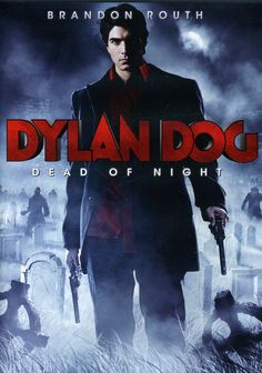 Tiziano Sclavi's wildly popular Italian comic book gets the big-screen treatment in this feature starring Brandon Routh as the eponymous paranormal investigator. When things go bump in the night, Dyla