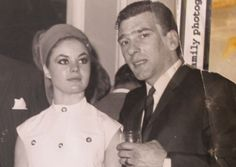 Frances and Reggie Kray