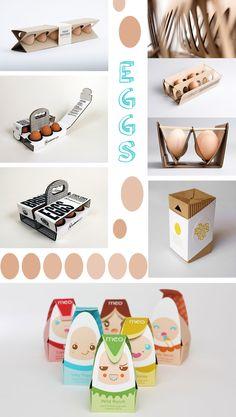 Eggs Packaging