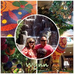 Pics from the Wynn in Vegas!