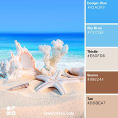 20 Stunning Shades of Blue for Inspiration Paint Color Chart, Paint Color Schemes, Blue Colour Palette, Color Palate, Beach Color Palettes, Wedding Color Pallet, Sea Colour, Paint Colors For Home, Blue Tones