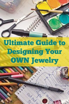 Don't miss these FREE expert tips on how to become a better jewelry designer with handcrafted jewelry! #jewelrymaking #diyjewelry
