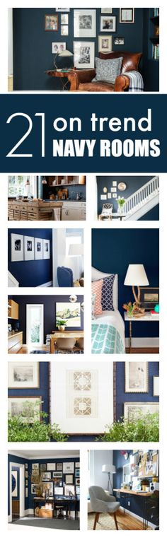 color series; decorating with navy | decorating and navy