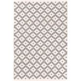 would love to use this rug pattern somewhere in downstairs  Found it at Wayfair - Samode Fieldstone Ivory Indoor/Outdoor Rug
