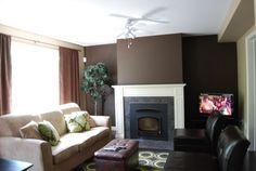 Family Room Color Schemes | family room paint colors sherwin williams