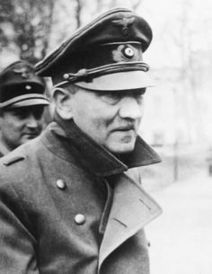 Adolf Hitler Even to the end... the pure face of evil