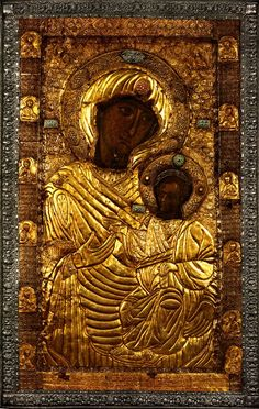 African Children, St Anne, Mother Goddess, 1st Century, Madonna And Child, Blessed Virgin Mary, Prayer Cards, Orthodox Icons, St Joseph